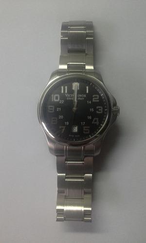 Victorinox swiss army reloj caballero 241358 officers gent
