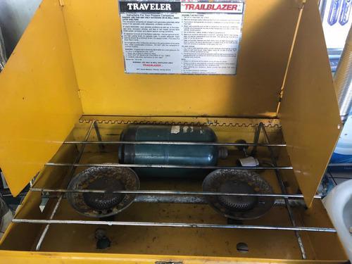Cocina camping gas con bombona al mejor precio