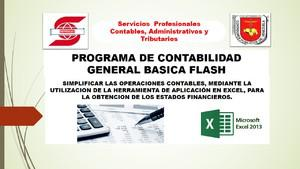 Servicios profesionales contables