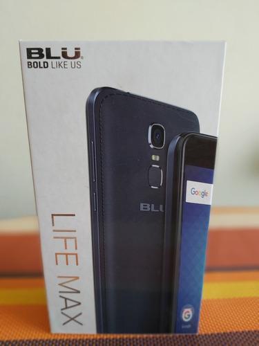 Teléfono blu life max 4g con digitel