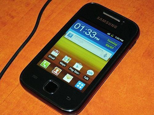 Samsung galaxy young 5360 mod. 38 verde