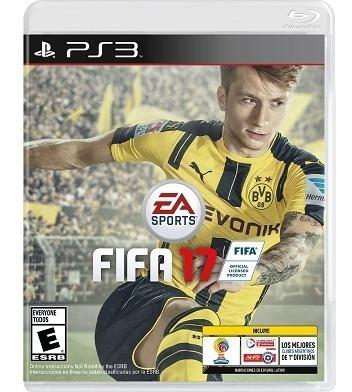 Fifa 17 ps3 digital original entrega personal tienda física