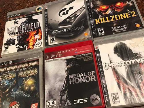 Juegos usados para play3