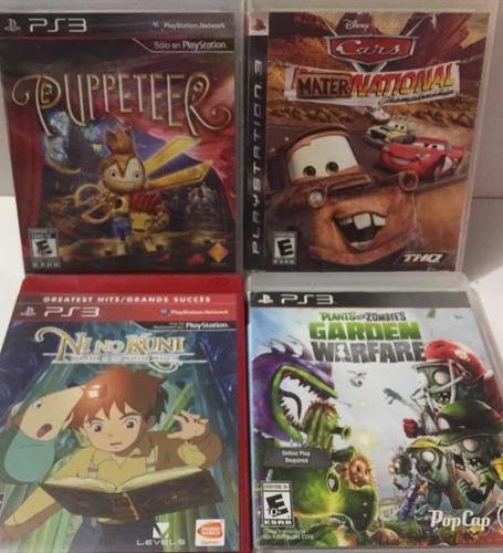 Plants vs zombies garden warefare ps3 juegos infantiles play
