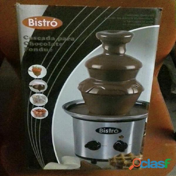 Fuente de chocolate marca Bistro