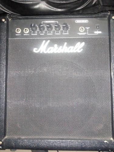 Amplificador de bajo marshall