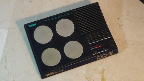 Bateria digital yamaha dd-5 / controlador midi / impecable
