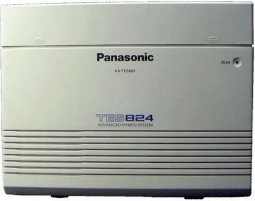 Central telefonica panasonic kx-tes 824