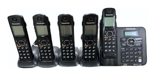 Central telefonica panasonic kx-tg6641
