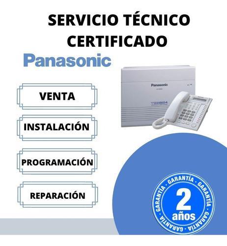 Instalacion y ventas de centrales telefonicas panasonic ccs