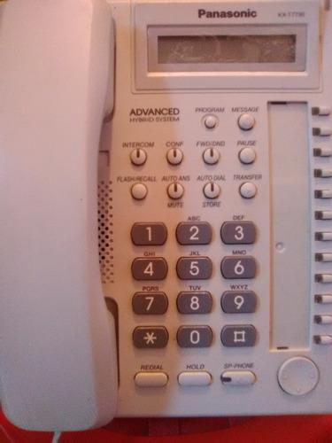 Teléfono operador panasonic kx t7730 usado