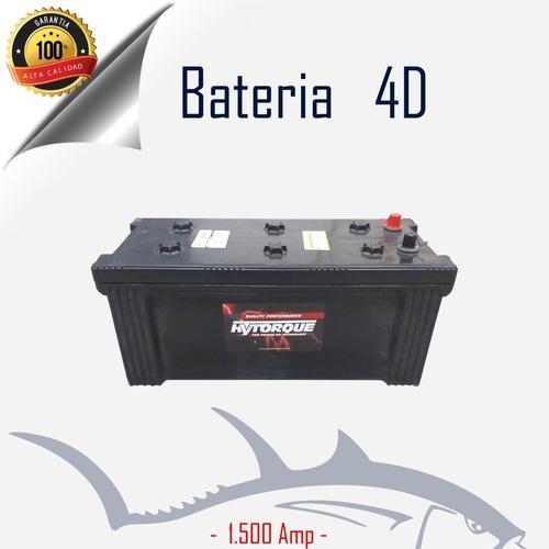 Baterias 4d 1500amp Marca Hytorque.