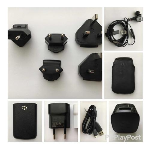 Blackberry accesorios.