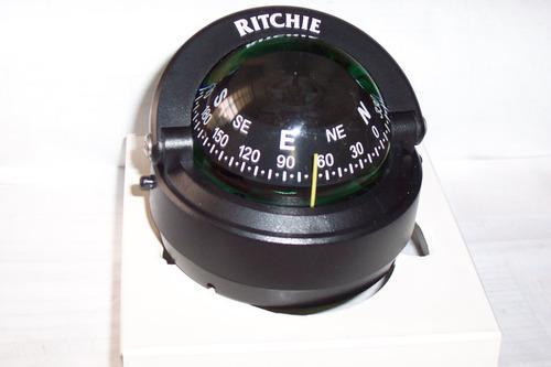 Brujula Ritchie S-53 Marina Para Lanchas Botes Embarcaciones