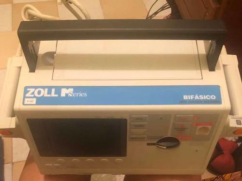 Desfibrilizador Monitor Zoll Serie-m