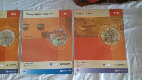 Fascículos Planos De Caracas