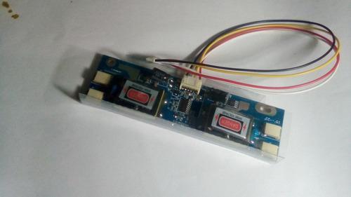 Inversor Universal De 4 Lámparas Para Monitores Y Tv Lcd