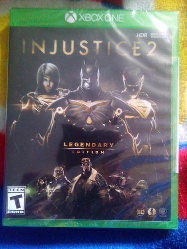 Juegos De Xbox One S Injutice 2