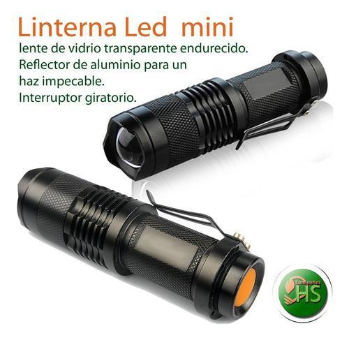 Linterna Led Mini Q5 7watts
