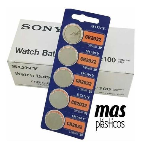 Pilas 2032 Sony