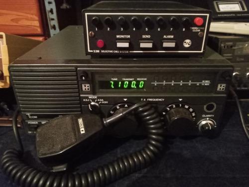 Radio Hf Banda Marina Icom M700