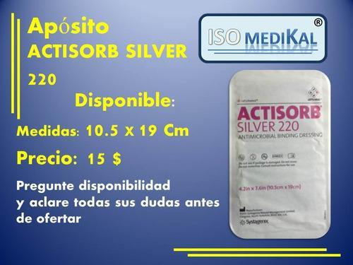 Revista De Aposito De Actisorb