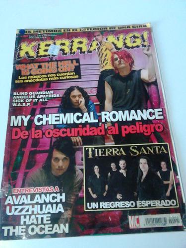 Revista De Rock Kerrang