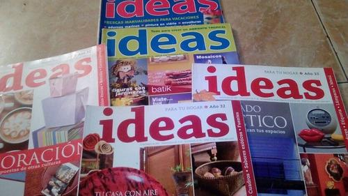 Revistas,ideas y buen hogar