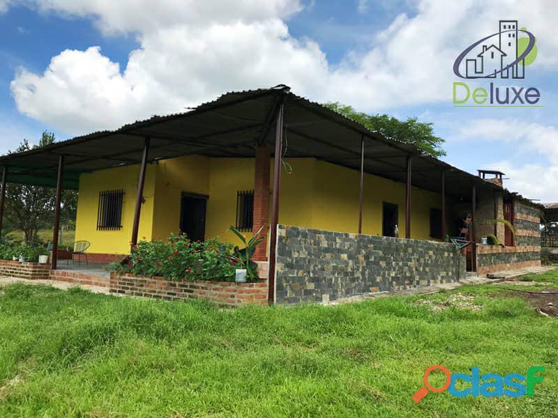 Bella finca con 29.6 hectáreas en Tucaní