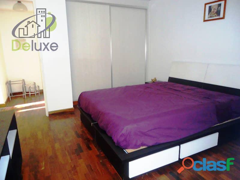 Amplio Apartamento 93 m2 con privilegiada ubicación, Vigilancia Privada 24h. Residencias Tridente 11