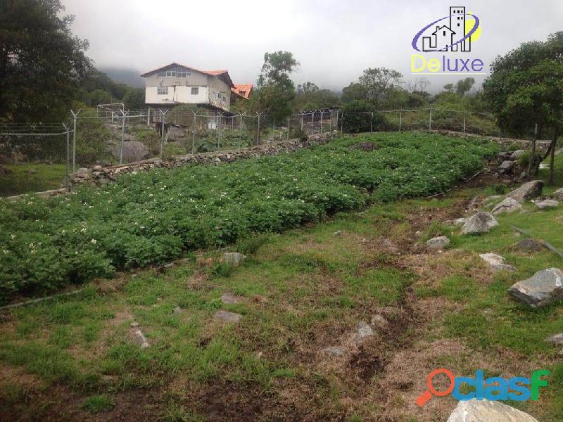 Casa y Terreno de 2000m2 con excelente ubicación en el Sector El Valle 4