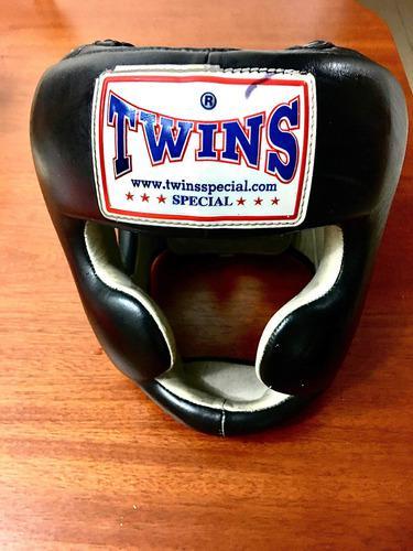 Casco para artes marciales twins special made in thailandia