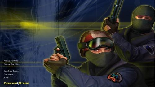 Counter strike 1.6 original