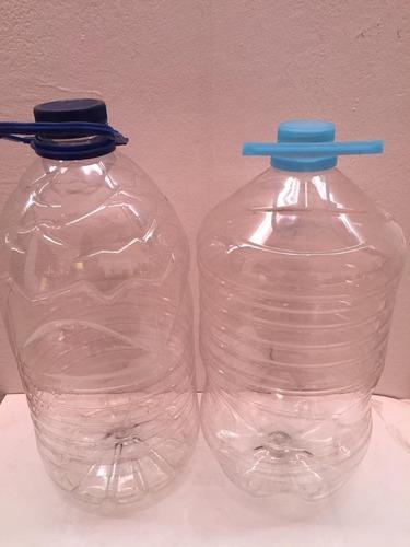 Envases de plastico de 5 litros