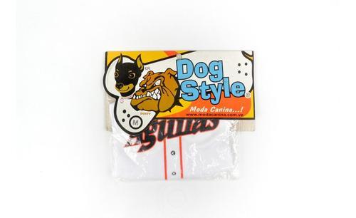 Franela para perros beisbol accesorios mascotas animales