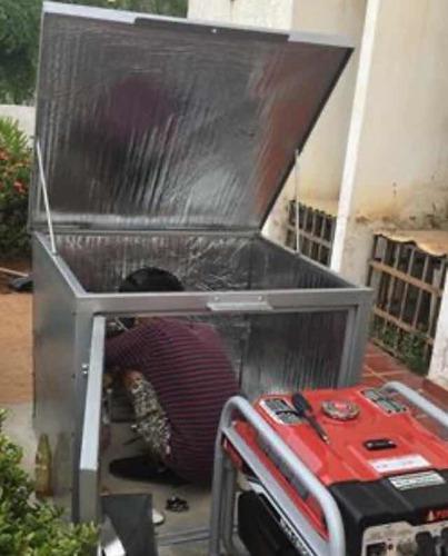 Reparacion instalacion y mantenimiento de plantas electricas
