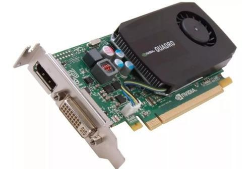 Tarjeta de video nvidia quadro k600 1gb ddr3