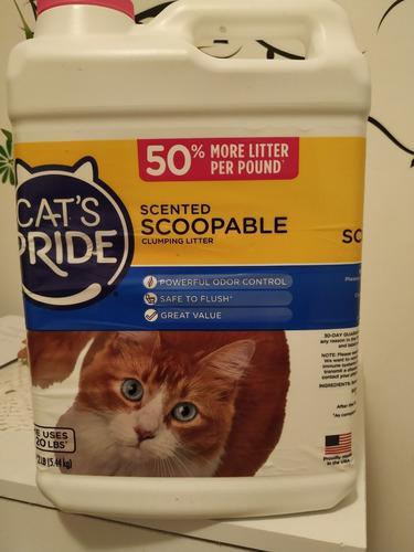 Arena para gatos cat´s pride scoopable