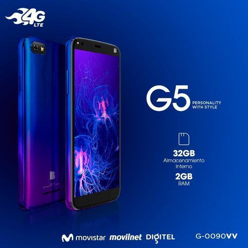 Celular blu g5 2ram/32rom