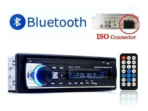 Equipo De Sonido Para Carro Usb Aux Sd Card Bluetooth