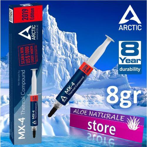 Pasta térmica arctic mx-4 pc laptop gpu fan cooler