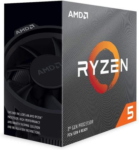 Procesador ryzen 5 3600 (6 núcleos y 12 hilos)