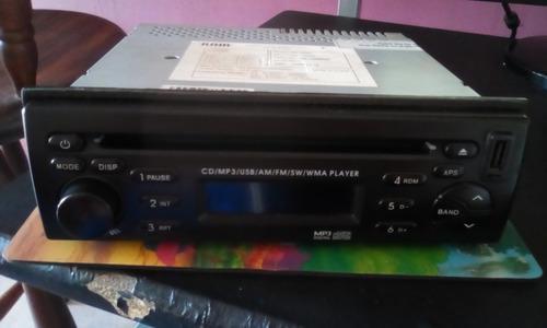 Reproductor cd mp3 de turpial original