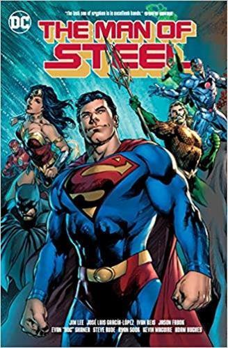 Superman (el hombre de acero) comics digital