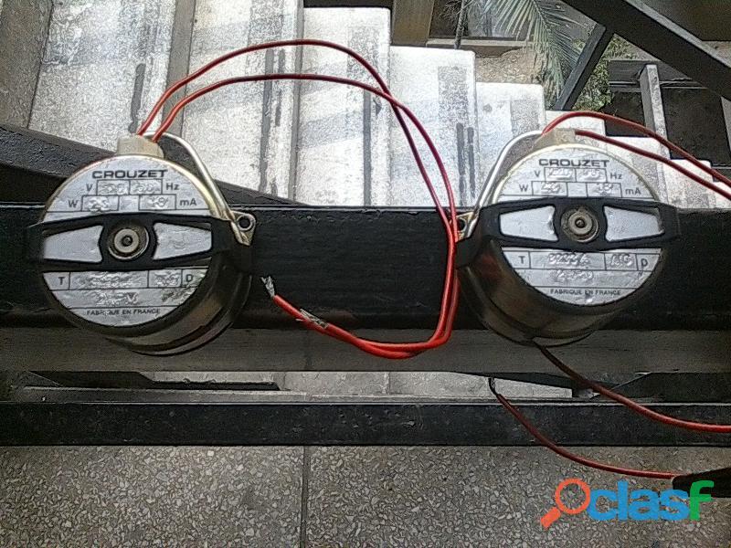 Timmer, sistema electromecánico