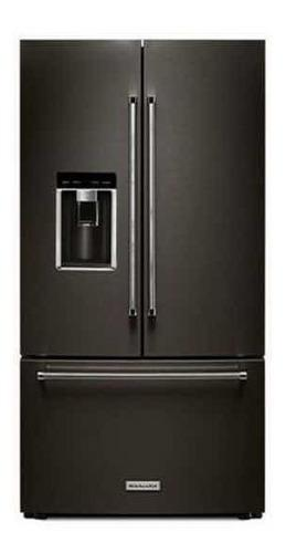 Nevera kitchenaid 25p negra. somos tienda física en ccs