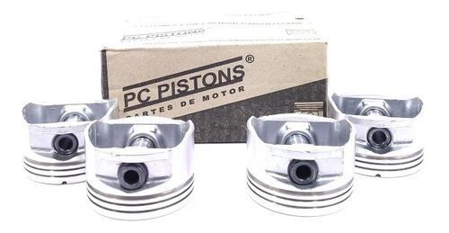 Piston daewoo cielo/racer/lanos motor 1.5 pc pistón 040