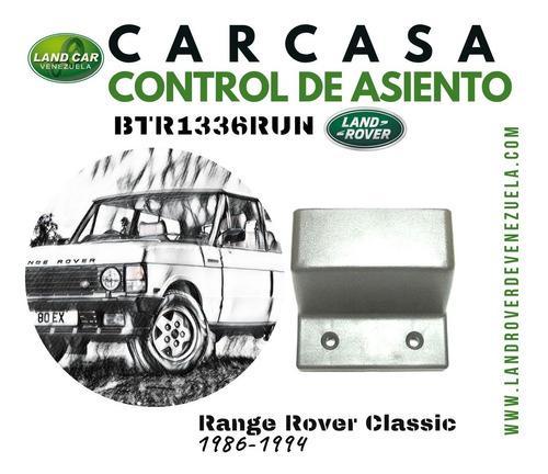 Repuestos land rover range rover carcasa control asiento