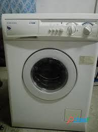 lavadora marca electolux blanca