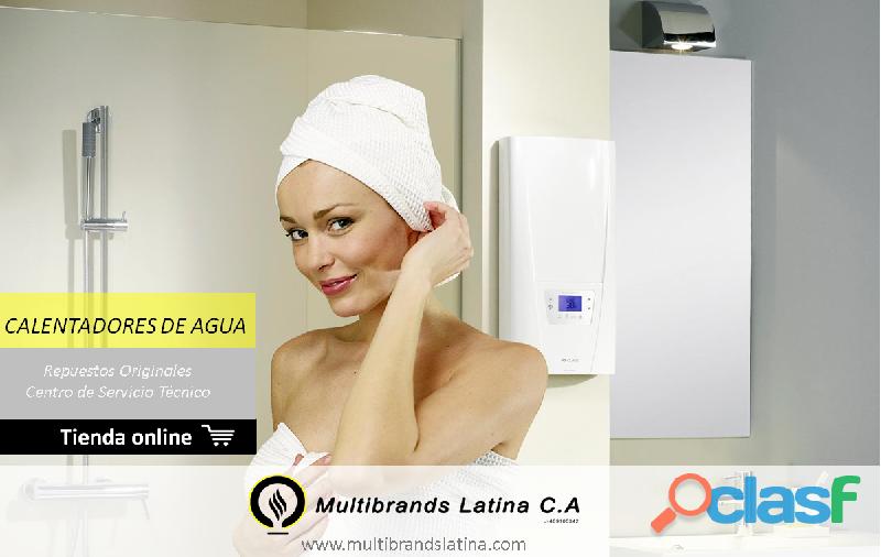 Multibrands latina servicio técnico en calentadores de agua, valencia